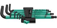 Набір ключів шестигранних Wera Hex Plus 950 SPKL  022530