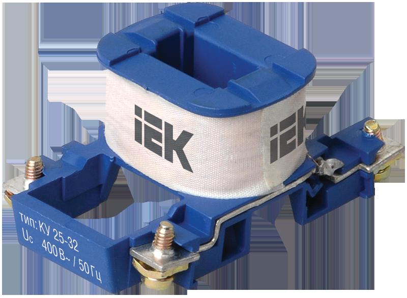 Катушка управления для КМИ 40А-95А 110B IEK (KKM30D-KU-110)