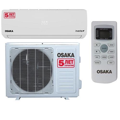 Кондиционер инверторная сплит система Osaka Elite STV-24HH invertor до 70 м.кв