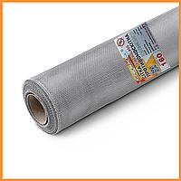 Москитная сетка 1.6х30 м FiberGlass (серая)