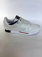 Кроссовки мужские в стиле Reebok Classic Leather белые