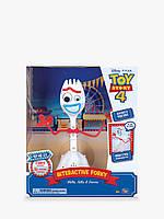 Интерактивная игрушка Вилкинс История игрушек Disney Pixar Toy Story 4 Forky Interactive Toy
