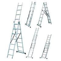 Лестница универсальная 3*12 Werk LZ3212B