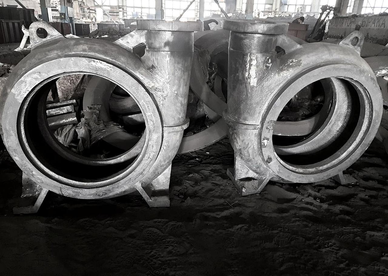 Высоколегированное литье по газифицируемым моделям