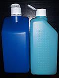 Пляшка пластикова б/в 1 л. з дозатором, фото 2
