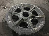 Высоколегированное литье по газифицируемым моделям, фото 3