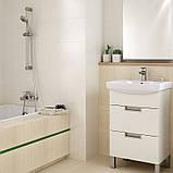 Змішувач ВЕРО ванна/душ хром , фото 3