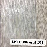 Пленка ПВХ MSD 008-matt018 с фактурой дерева для натяжных потолков, ширина рулона 3,2 м., фото 2