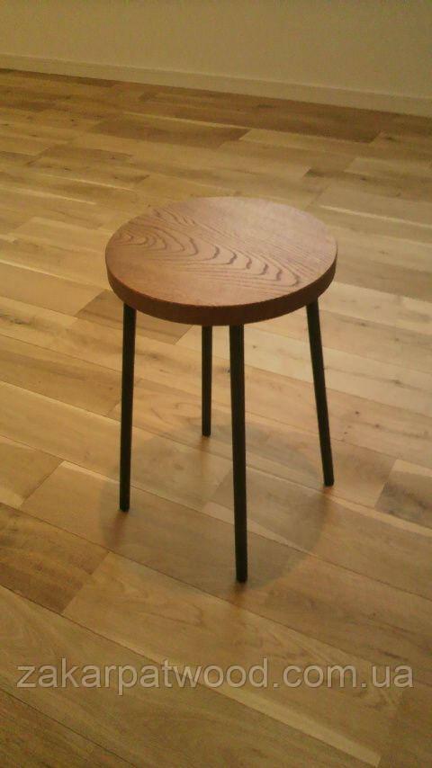 Барный стул лофт 45см (L_35)