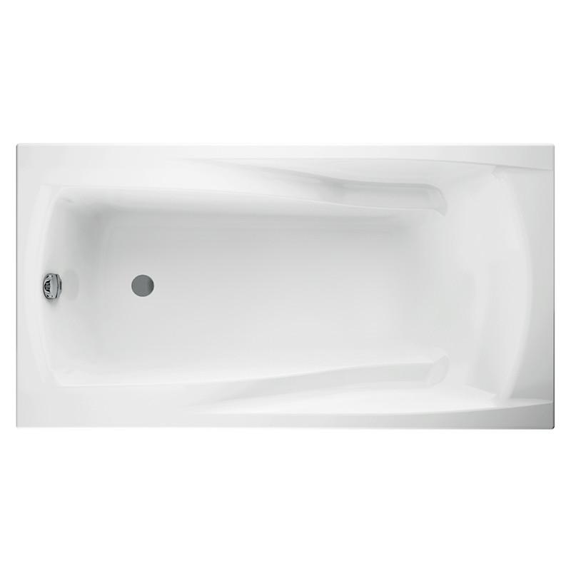 Ванна акрил. ЗЕН 160х85 + НІЖКИ ТИП 1