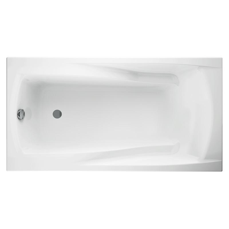 Ванна акрил. ЗЕН 170х85 + НІЖКИ ТИП 1