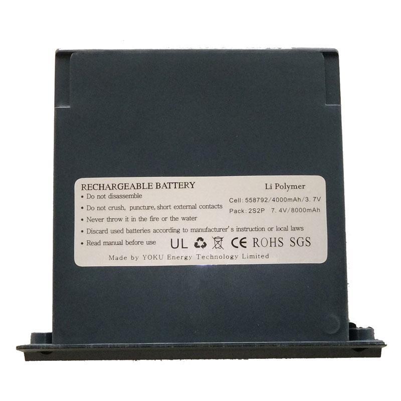 Аккумулятор 8000 мАч для осциллографов OWON серии SDS
