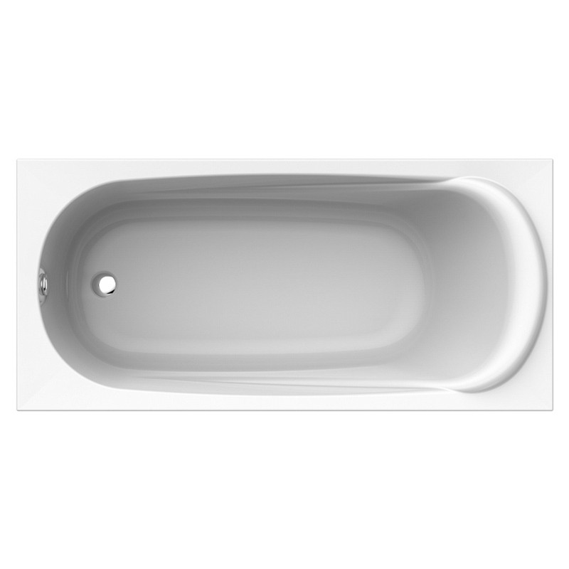 Ванна акрил. САГА 150*75 + ніжки SN0/SN14