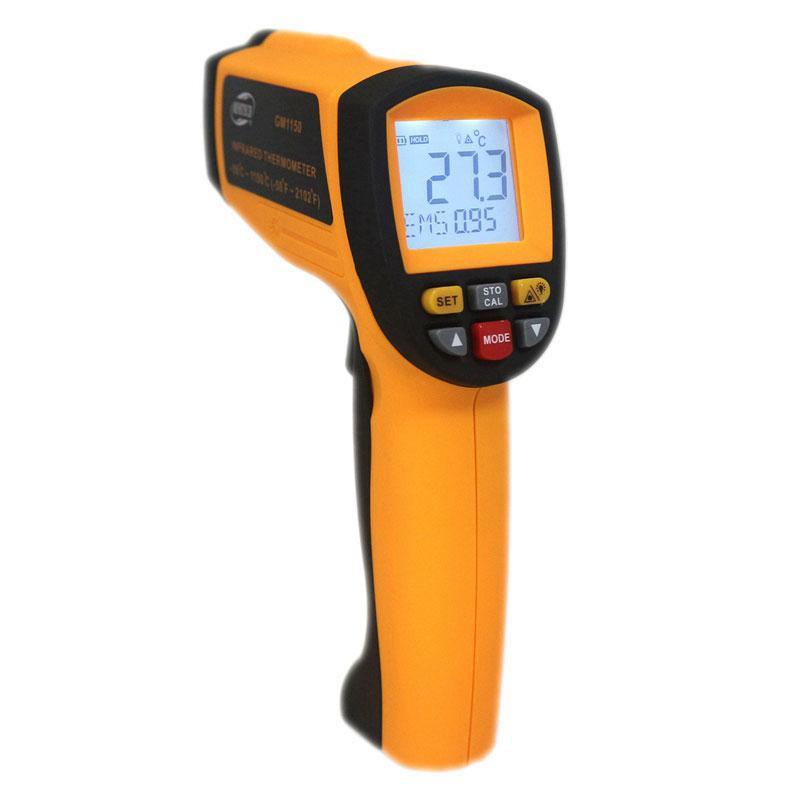GM1150 пирометр, до 1150ºC,возможна калибровка в УкрЦСМ