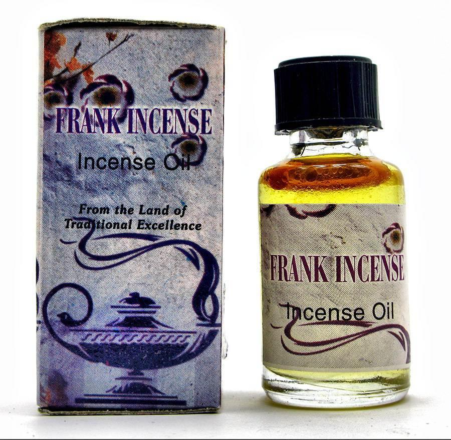 """Ароматичне масло """"Frankincence"""" (8 мл)(Індія)"""
