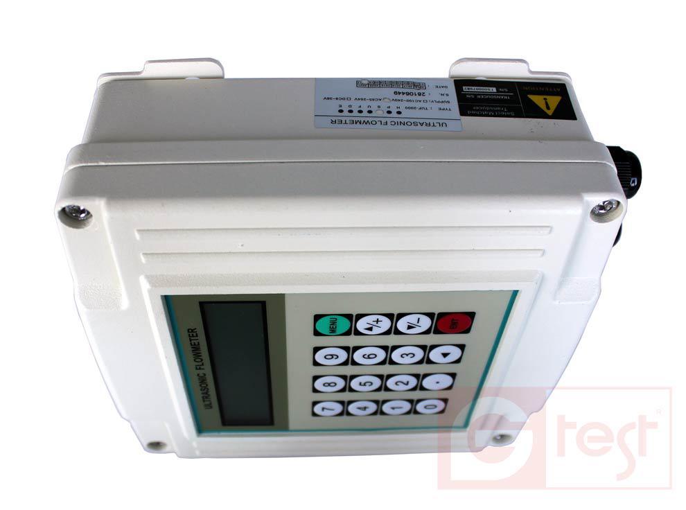 TUF2000S расходомер ультразвуковой,диаметр от 15 мм до 6000 мм,возможна калибровка в УкрЦСМ