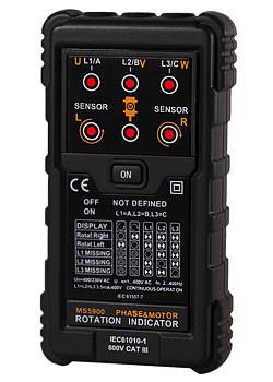 PM5900 тестер чередования фаз,возможна калибровка в УкрЦСМ