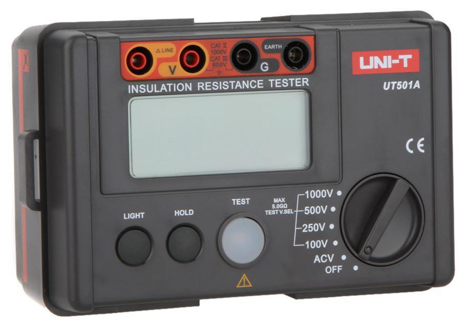 UT501A, мегаомметр, измеритель сопротивления изоляции,возможна калибровка в УкрЦСМ