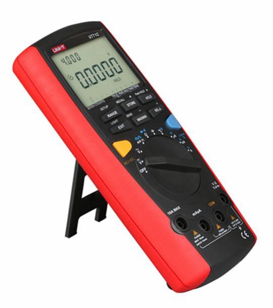 UT71C, прецизионный мультиметр цифровой UNI-T,40000 отсчётов, USB интерфейс, возможна калибровка в УкрЦСМ