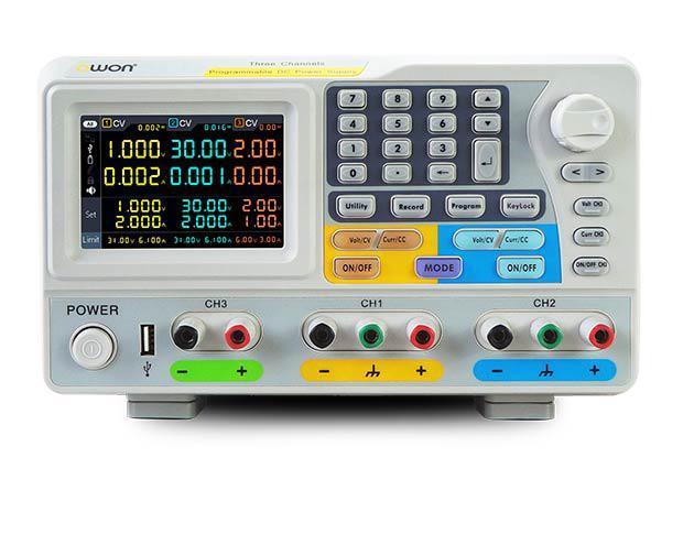 ODP3063 блок питания OWON, 378Вт, 3 канала: 30В/6А и 6В/3А,возможна калибровка в УкрЦСМ