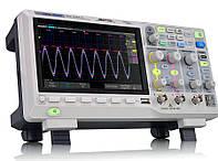 SDS1202X-E осциллограф, 200 МГц, 1ГВ/с, 2 канала,возможна калибровка в УкрЦСМ, фото 1
