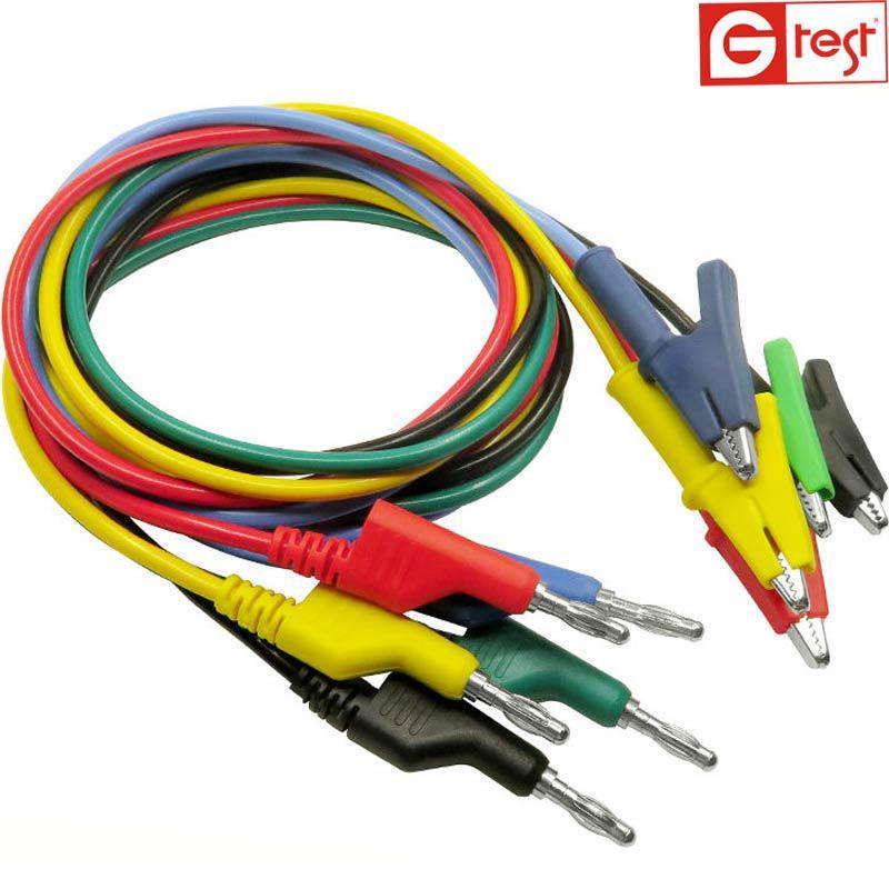 P1037 Силиконовые кабели для блока питания(набор 5шт.)