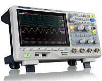 SDS1104X-E осциллограф, 100 МГц, 1 ГВ/с, 4 канала,возможна калибровка в УкрЦСМ, фото 1
