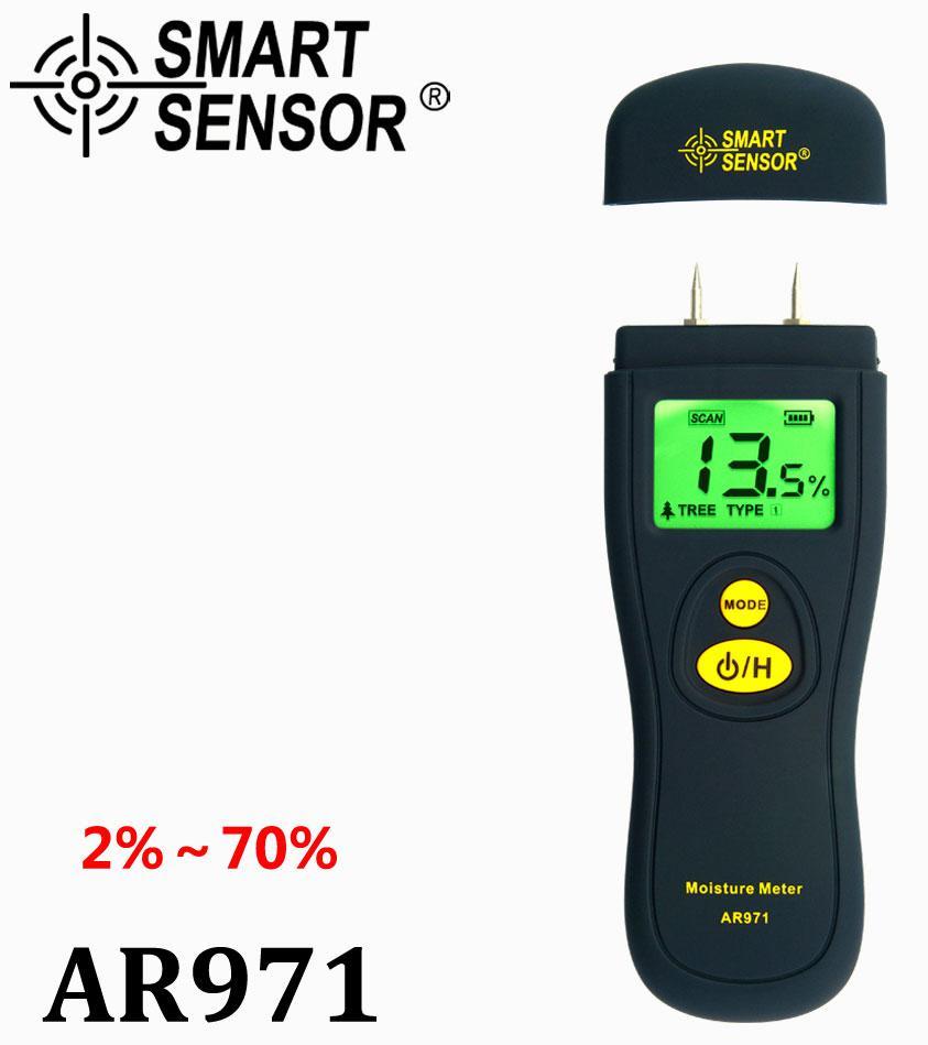 AR971 влагомер древесины,от 2% до 70%RH, возможна калибровка в УкрЦСМ