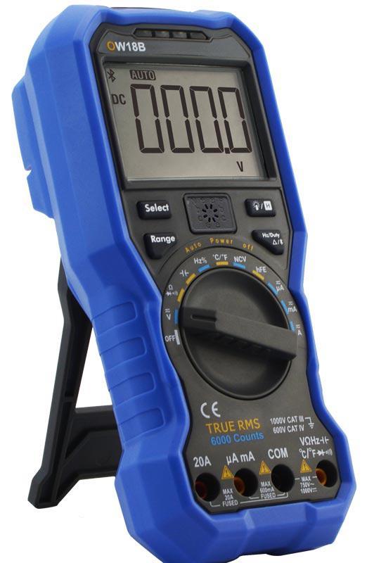 OW18B мультиметр (Bluetooth),возможна калибровка в УкрЦСМ