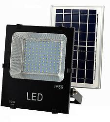 Светодиодный прожектор на солнечной батарее Sol Z Premium 50 Вт