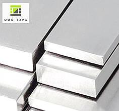 Алюминиевый профиль полоса 40 мм 6082 Т6 шина АД35Т 40х20; 40х25 мм