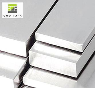 Алюминиевая полоса (шина) 40 мм 6082 (АД35Т), фото 2