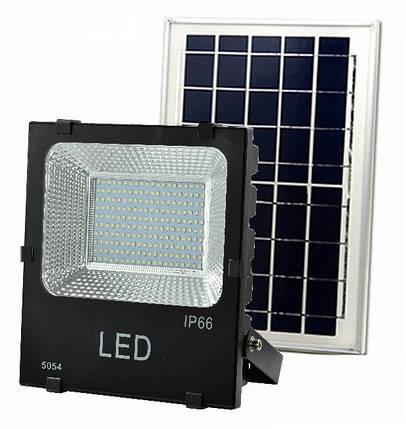 Светодиодный прожектор на солнечной батарее Sol H Premium 100 Вт, фото 2