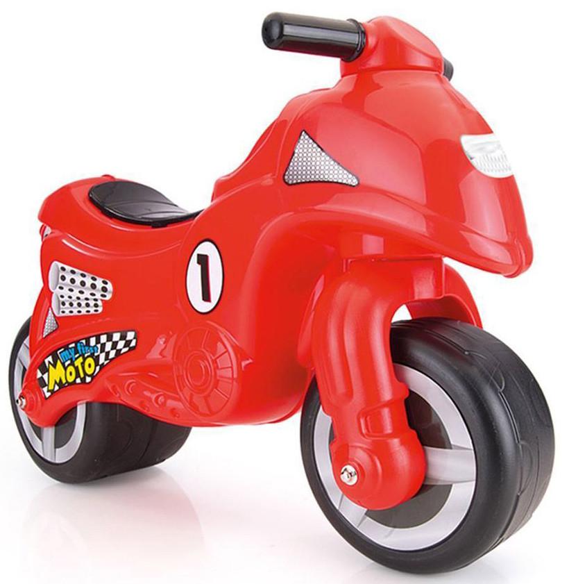 Детская каталка DOLU 8028 красная