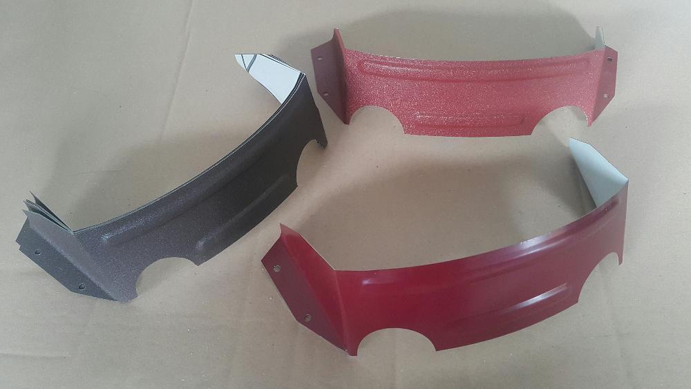 Сніготримачі для металочерепиці Arcelor