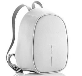 Женский рюкзак антивор XD Design Bobby Elle lady backpack 6,5 л Light Grey (P705.220)