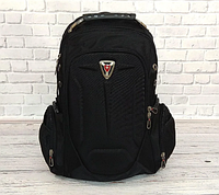 Вместительный рюкзак SwissGear Wenger s7655 черный 35л