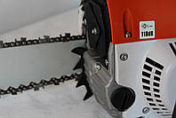Бензопила MS 180 (Цепная мотопила 180) 2.3 кВт 45 см шина полная комплектация!, фото 4