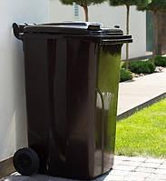 Контейнер для мусора 240 л. (Для ТБО)