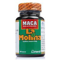 Натуральная Мака MACA La Molina 60 шт - препарат для потенции, от простатита