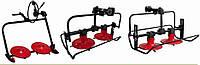 Роторные косилки для мотоблоков