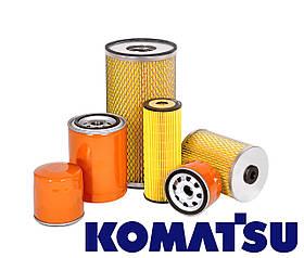 Фильтра для спецтехники Komatsu