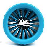 Лапомойка Soft Gentle 15х10см, blue, фото 2