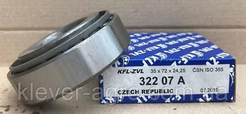 Подшипник 32207 А (7507 А) KLF-ZVL