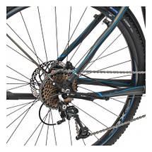 "Велосипед 28"" CROSS Travel Gent 27 spd рама 20"" 2015 серый, фото 3"