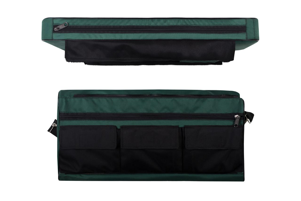 Лодочная сидушка с сумкой рундуком (720х200мм)