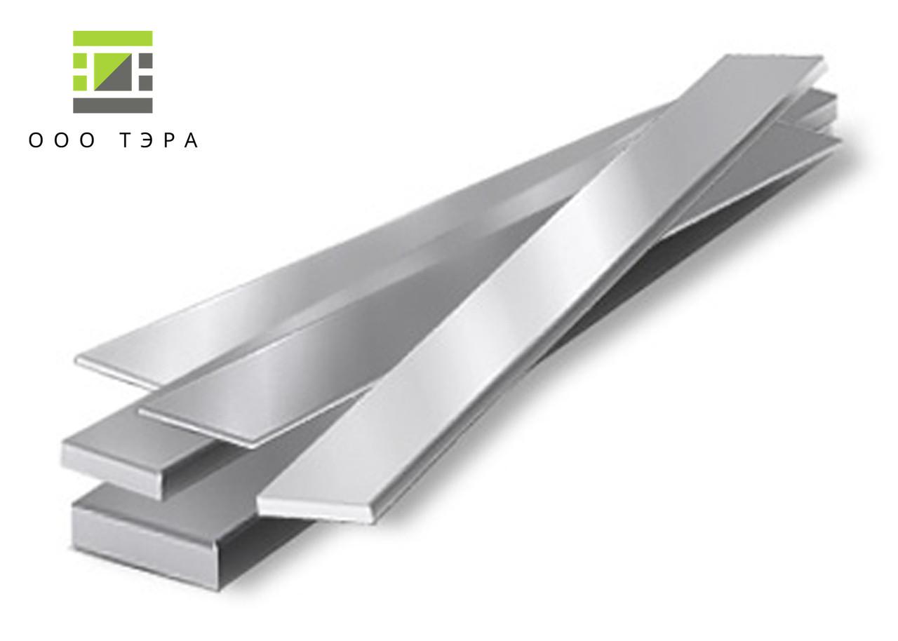 Алюминиевая шина 30 мм 2017 Т4 профиль дюралевый, брусок Д1Т