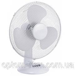 Настольный вентилятор Table Fan 0309 Opera Digital 2 cкорости 9 дюймов Or