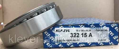 Подшипник 32215 А (7515 А) KLF-ZVL