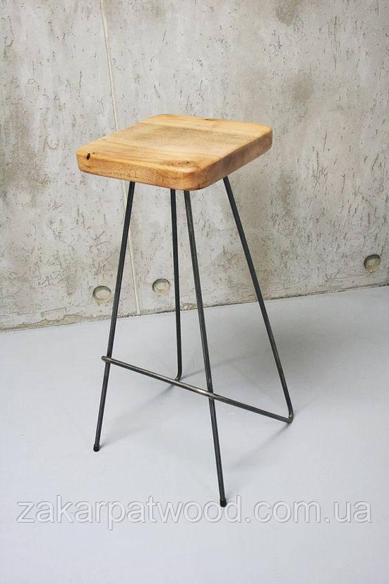 Барный стул лофт 60см (L_317)